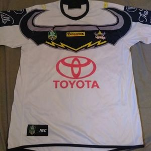North Queensland cowboys Rugby Jersey